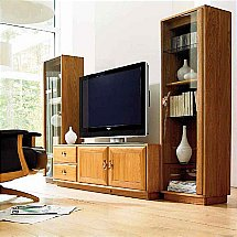Ercol - Windsor Media Cabinets