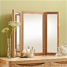 Vale Furnishers - Carlson Dressing Mirror