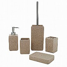 Vale Furnishers - Urban Sand Collection - Bathroom Accessories