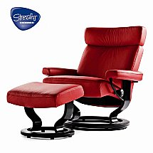 Stressless - Orion and Taurus Reclining Chairs