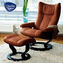 Stressless - Wing Reclining Chair