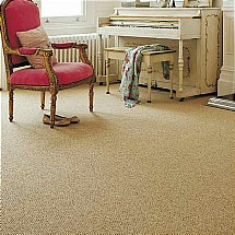 Axminster Carpets - Ribgrass Simply Natural - Straw Walnut