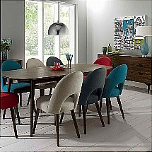 Vale Furnishers - Carnaby Walnut Living and Dining Range
