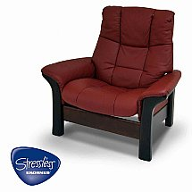 Stressless - Buckingham High Back Reclining Armchair