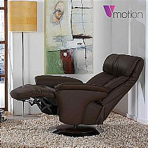 Vale Furnishers - V-Motion Sicily Reclining Chair