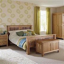 Vale Furnishers - Truro Bedroom Range
