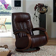 Vale Furnishers - V-Motion Dresden Recliner