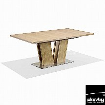 Skovby - SM37 Extending Dining Table