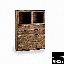 Skovby - SM923 High Sideboard