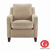 G Plan Upholstery - Boston Accent Chair in Fabric