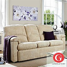 G Plan Upholstery - Chloe Range in Fabric