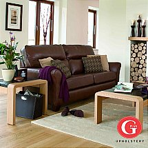 G Plan Upholstery - Gemma Range in Leather
