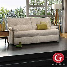 G Plan Upholstery - Montreal Range in Fabric