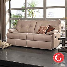 G Plan Upholstery - Montreal Range in Leather