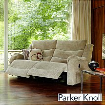Parker Knoll - Denver Two Seater Recliner Sofa