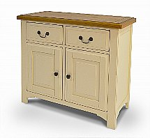 Vale Furnishers - Chateaux Small Sideboard