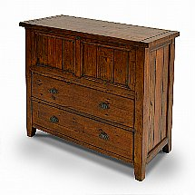 Vale Furnishers - Somerset Wide Chest