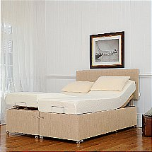 Tempur - Ardennes Adjustable Massage Divan