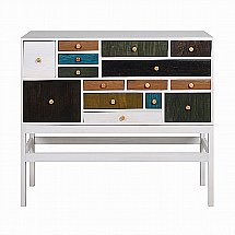 Vale Furnishers - Greta 15 Drawer Chest