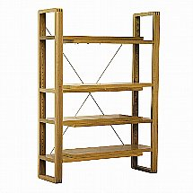 Ercol - Bosco Adjustable Shelving Unit