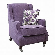 Vale Furnishers - Gloster Accent Chair