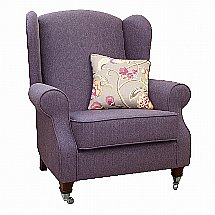 Vale Furnishers - Knightsbridge Wing Chair