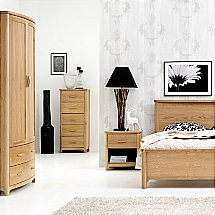Vale Furnishers - Palazzo Bedroom Range