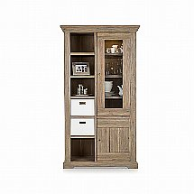 Vale Furnishers - Bronty Combination Display Unit