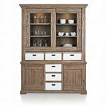 Vale Furnishers - Bronty Large Dresser unit