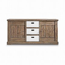 Vale Furnishers - Bronty Small Sideboard