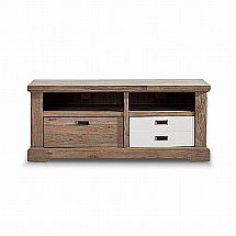 Vale Furnishers - Bronty Small TV Unit