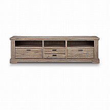 Vale Furnishers - Bronty Large TV Unit