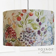 Voyage Maison - Botanical Hedgerow Lampshade