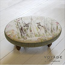 Voyage Maison - Country Enchanted Forest Ceres Footstool