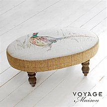 Voyage Maison - Country Mr Pheasant Ceres Foot Stool
