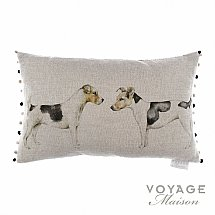 Voyage Maison - Country Eddie and Teddie Cushion