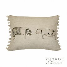 Voyage Maison - Country Oink Cushion