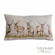 Voyage Maison - Country Moorland Stag Cushion