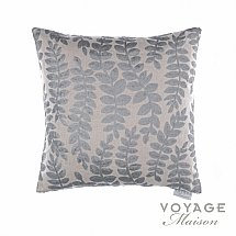 Voyage Maison - Couture Theon Cushion in Argenta