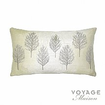 Voyage Maison - Couture Astrid Cushion in Ecru