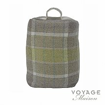 Voyage Maison - Highlands Iona Loch Tartan Door Stop