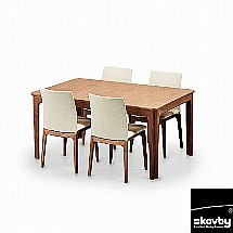 Skovby - SM26 Extending Dining Table