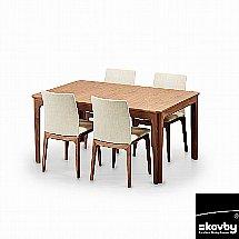 Skovby - SM26 Extending Dining Table