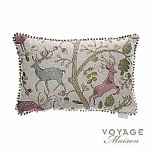 Voyage Maison - Country Fergus Mulberry Pillow