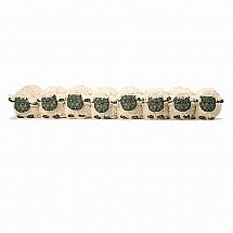 Dora Designs - Draught Excluder - Flock of Sheep