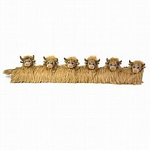 Dora Designs - Draught Excluder - Angus Seniors Drove