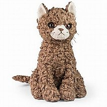 Dora Designs - Doorstop - Ambrosia the Woolly Cat