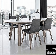 Skovby - SM20 Extending Dining Table