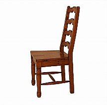 Vale Furnishers - Somerset 4 Dining Chairs