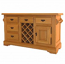 Vale Furnishers -  French Dresser